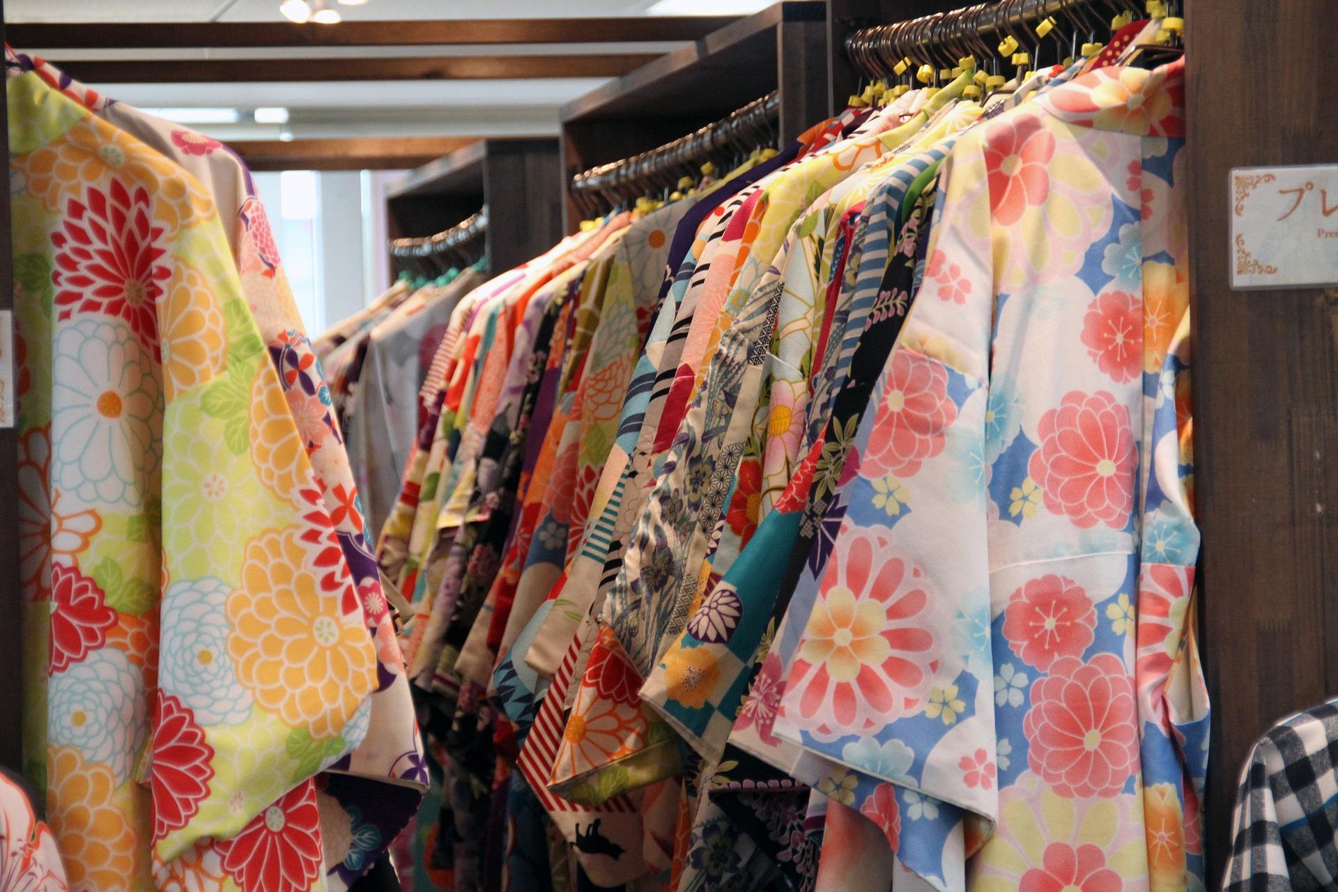 tienda kimono